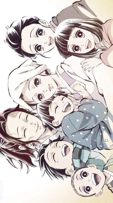 634X1136 Wallpaper Kimetsu no Yaiba Anime en 1080p pour Smartphone 100% Gratuit ID : 799740846313551757