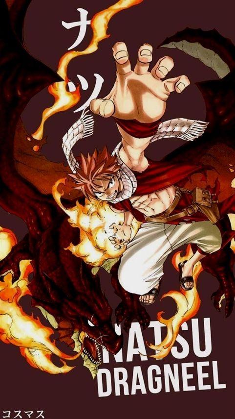 481X855 Wallpaper Fairy Tail Manga en HD pour PC 100% Gratuit ID : 620159811175075077