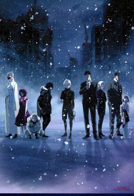4095X6012 Image Tokyo Ghoul Anime en 4K pour Phone à Télécharger Gratuitement ID : 784893041294822840