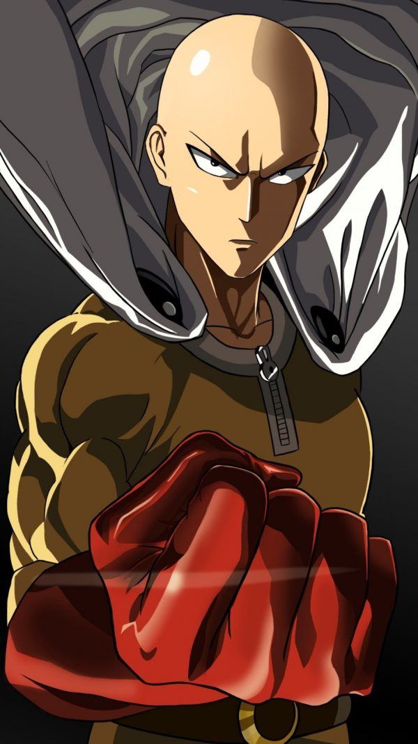 1080X1920 Fond Ecran One Punch Man Poster Manga en 1080p pour Smartphone Free Download ID : 820499625851163530