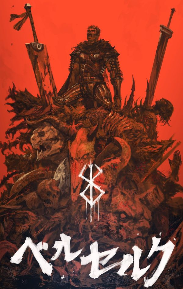 1500X2365 Wallpaper Berserk Bande Dessinée en 1080p pour Ordinateur à Télécharger ID : 446911963026200537