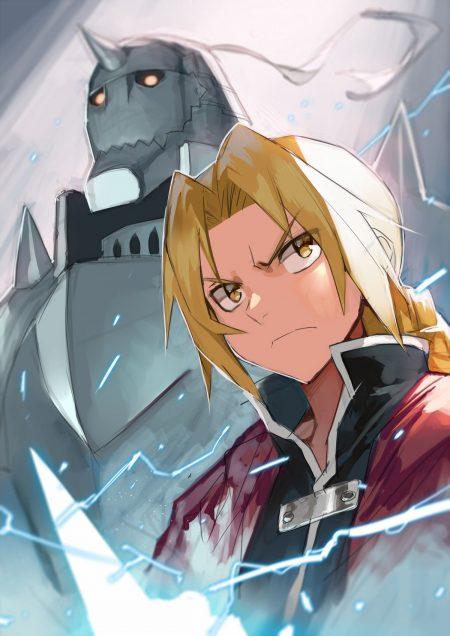 1200X1697 Wallpaper Fullmetal Alchemist Anime en 4K pour Ordi Gratuit ID : 700872760741226567