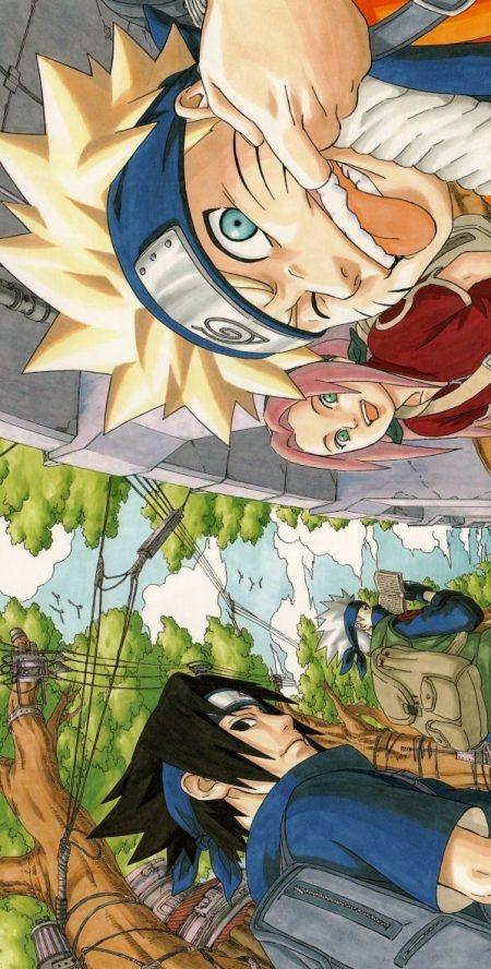 598X1180 Wallpaper Naruto Bande Dessinée en 4K pour PC à Télécharger ID : 335166397268674484