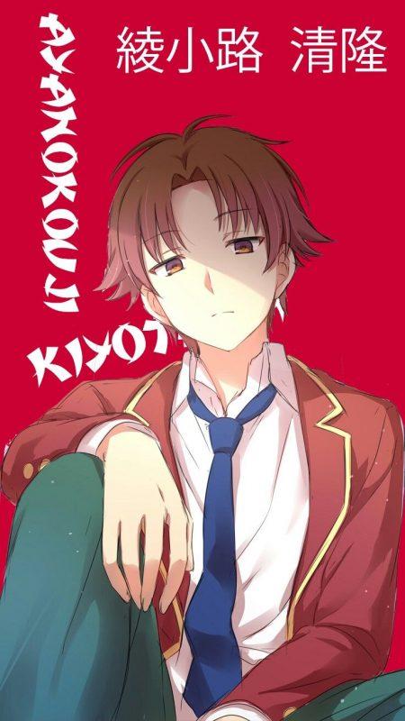 736X1308 Fond Ecran Yōkoso jitsuryoku shijō shugi no kyōshitsu e Manga en Ultra HD pour Mobile à Télécharger ID : 758012181007020892