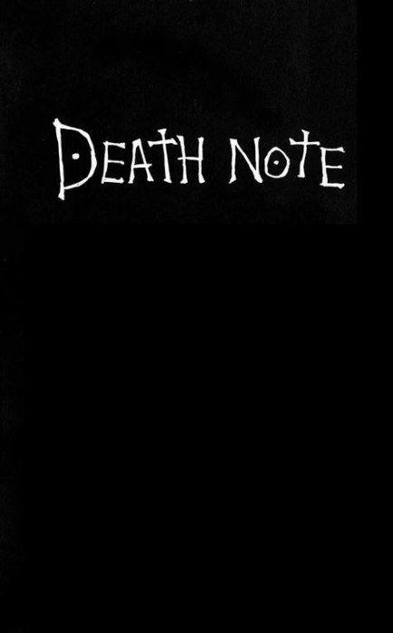 434X699 Wallpapers Death Note Dessin Animé en 8K pour Smartphone à Télécharger Gratuitement ID : 764274999248920021