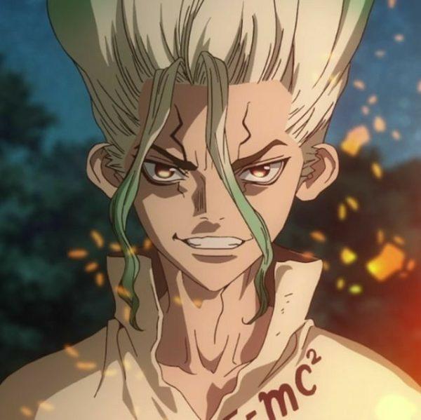 640X639 Fond Ecran DR Stone Anime en 4K pour Ordinateur à Télécharger ID : 850195235892087790