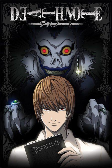 800X1200 Fond Ecran Death Note Poster Manga en Ultra HD pour Phone à Télécharger ID : 757167756078557399