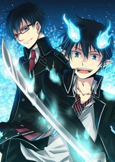 400X565 Arrière Plan Blue Exorcist Anime en 1080p pour Smartphone à Télécharger ID : 383368987034335807