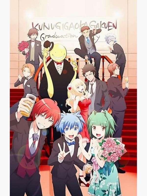 750X1000 Wallpaper Assassination Classroom Anime en HD pour Ordi Gratuit ID : 756886281114270804