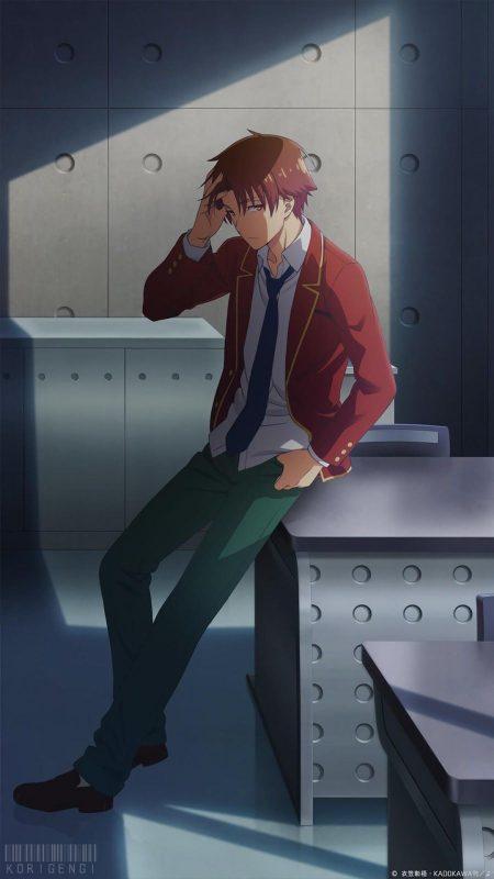 900X1600 Arrière Plan Classroom of the Elite Poster Manga en 1080p pour Téléphone Gratuit ID : 751819731519511550