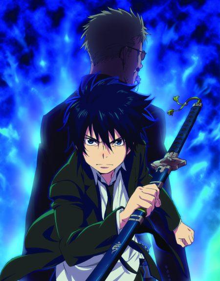 1649X2105 Wallpaper Blue Exorcist Manga en 1080p pour Smartphone à Télécharger Gratuitement ID : 604749056194151105