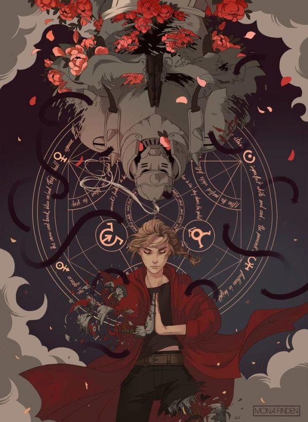 700X960 Fond Ecran Fullmetal Alchemist Poster Manga en 4K pour Ordinateur Free Download ID : 480548222740553299
