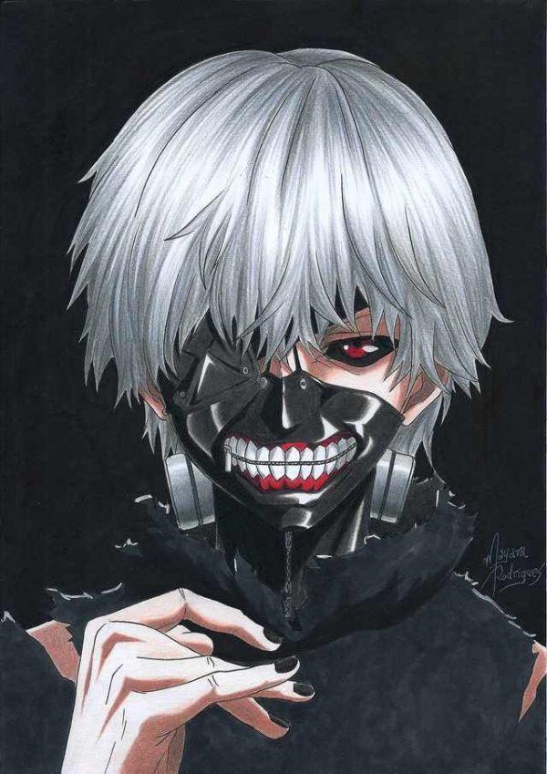 640X906 Fond Ecran Tokyo Ghoul Anime en 4K pour Ordi 100% Gratuit ID : 792492865657316477