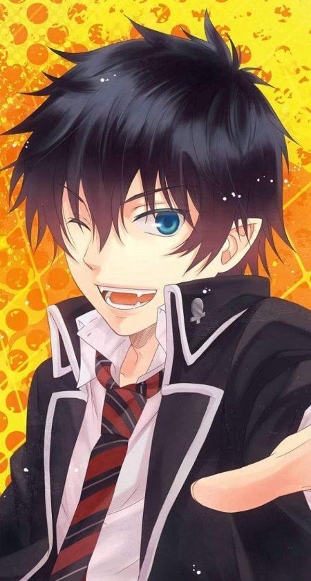 720X1347 Fond Ecran Blue Exorcist Poster Manga en 4K pour Mobile Gratuit ID : 589267932479624863
