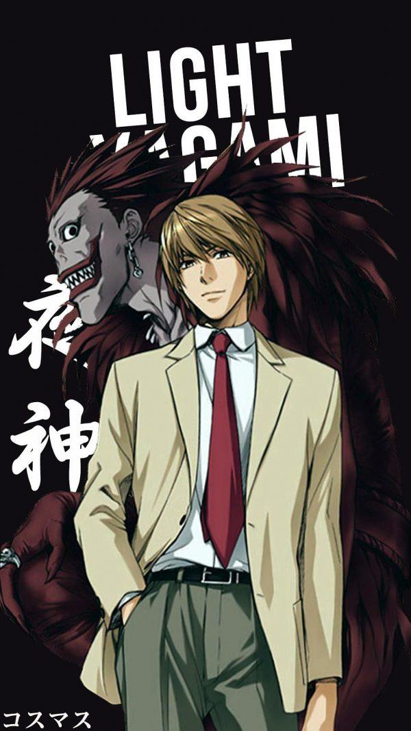 954X1696 Wallpaper Death Note Manga en 4K pour Ordinateur à Télécharger ID : 674977062872224786