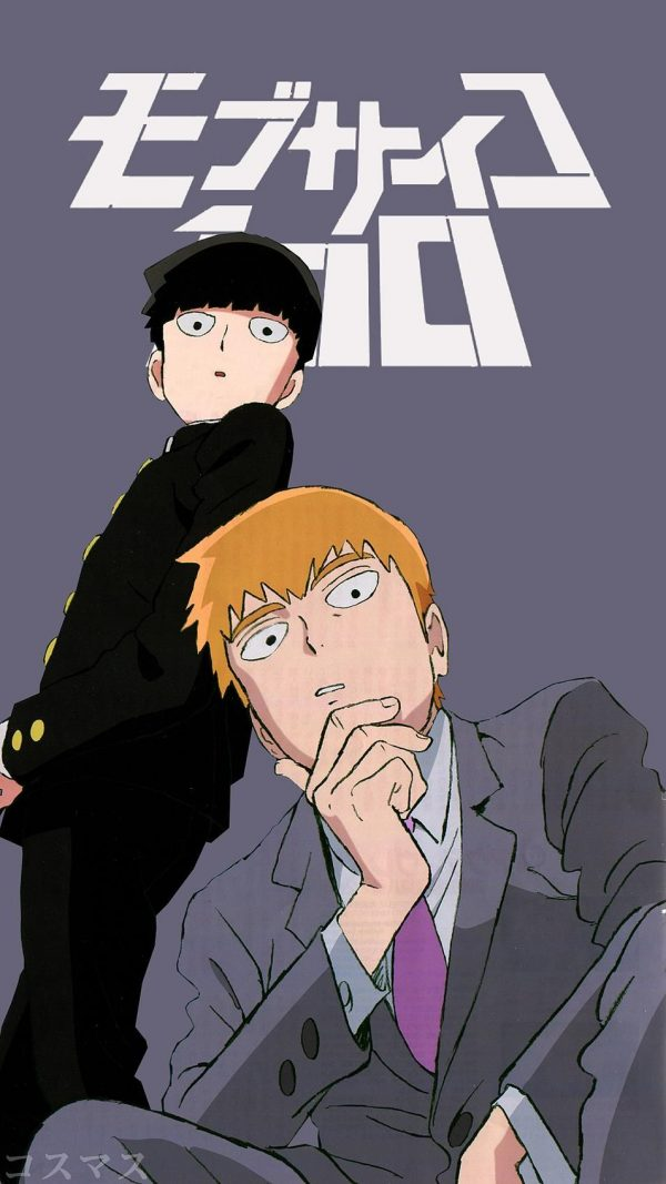 954X1696 Fond Ecran Mob Psycho 100 Poster Manga en HD pour PC à Télécharger ID : 859906122571598425