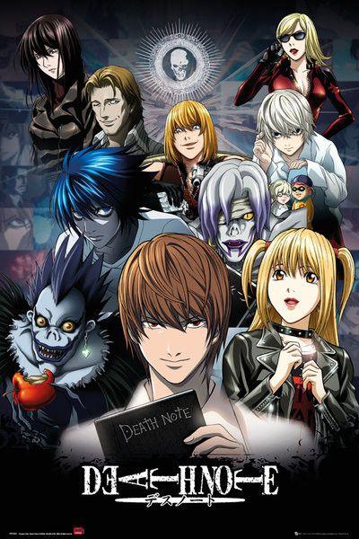 400X600 Image Death Note Anime en Ultra HD pour Smartphone Gratuit ID : 638174209672500427