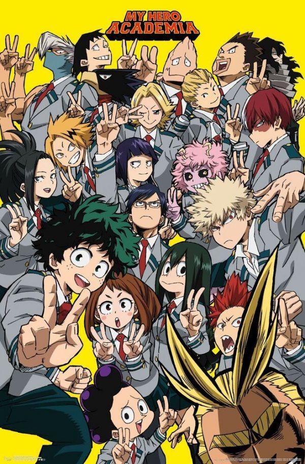 658X1000 Fond Ecran My Hero Academia Anime en 8K pour Téléphone à Télécharger Gratuitement ID : 669417932097989529
