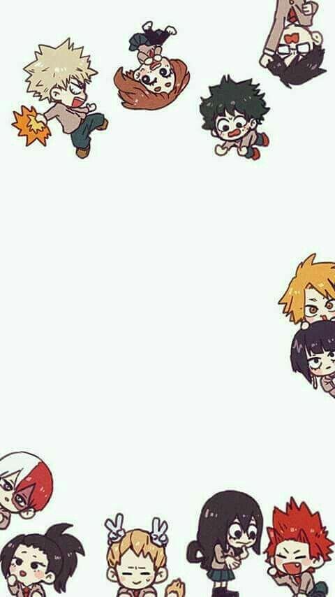 480X854 Wallpapers MHA Poster Manga en 8K pour PC Gratuit ID : 606719381029140322