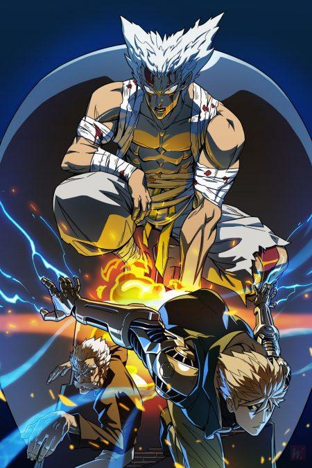 1067X1600 Photo One Punch Man Poster Manga en 4K pour PC à Télécharger Gratuitement ID : 846465692445547168
