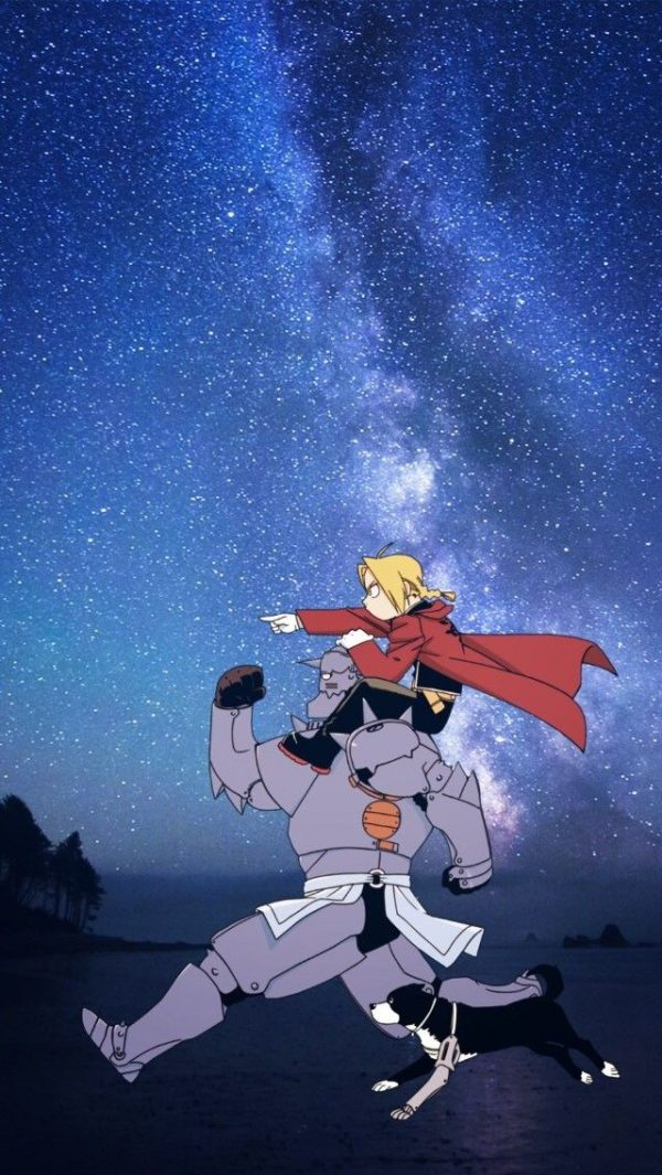 640X1136 Fond Ecran Fullmetal Alchemist Anime en Ultra HD pour Smartphone Free Download ID : 258464466099085889