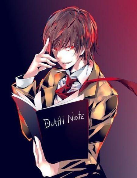 480X623 Image Death Note Anime en Ultra HD pour Ordi à Télécharger ID : 450008187765831619