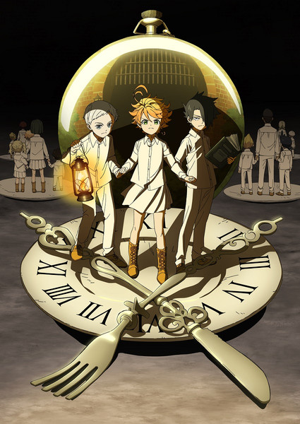 425X600 Wallpaper The Promised Neverland Anime en HD pour Phone à Télécharger Gratuitement ID : 849702654682498552