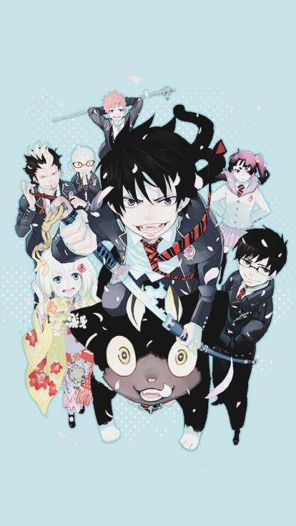422X750 Fond Ecran Ao no Ekusoshisuto Poster Manga en 1080p pour Mobile Gratuit ID : 725572189949198487