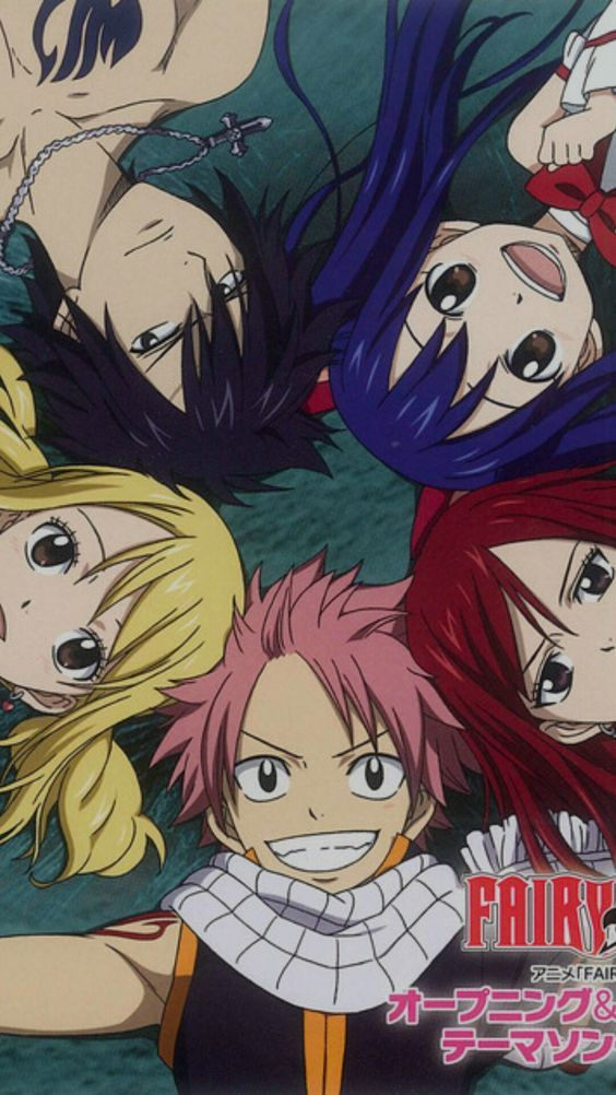 564X1002 Photo Fairy Tail Manga en 1080p pour Téléphone Free Download ID : 774900679615380974
