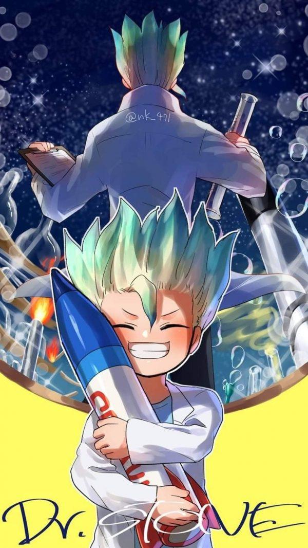 843X1498 Image DR Stone Manga en 4K pour Ordinateur 100% Gratuit ID : 596586281876780828