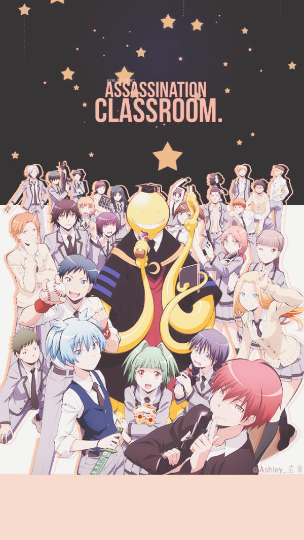 640X1136 Fond Ecran Ansatsu kyōshitsu Anime en 8K pour Ordinateur Gratuit ID : 745064332091532161