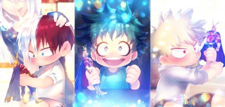 3186X1518 Wallpapers My Hero Academia Manga en Ultra HD pour Ordi à Télécharger ID : 615796949038143548