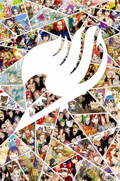 400X600 Photo Fairy Tail Anime en HD pour Ordi à Télécharger ID : 653936808381158829