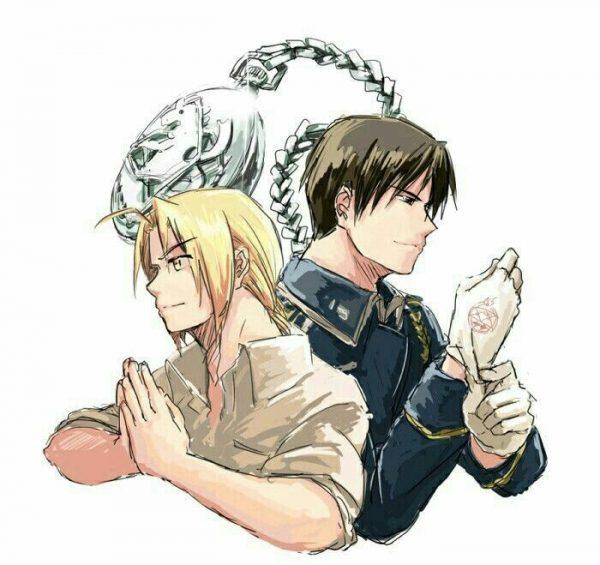 700X659 Fond Ecran Fullmetal Alchemist Poster Manga en Ultra HD pour Phone 100% Gratuit ID : 655484920739848714