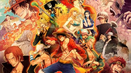 1920X1080 Wallpapers One Piece Anime en Ultra HD pour Mobile Free Download ID : 440649144767602595