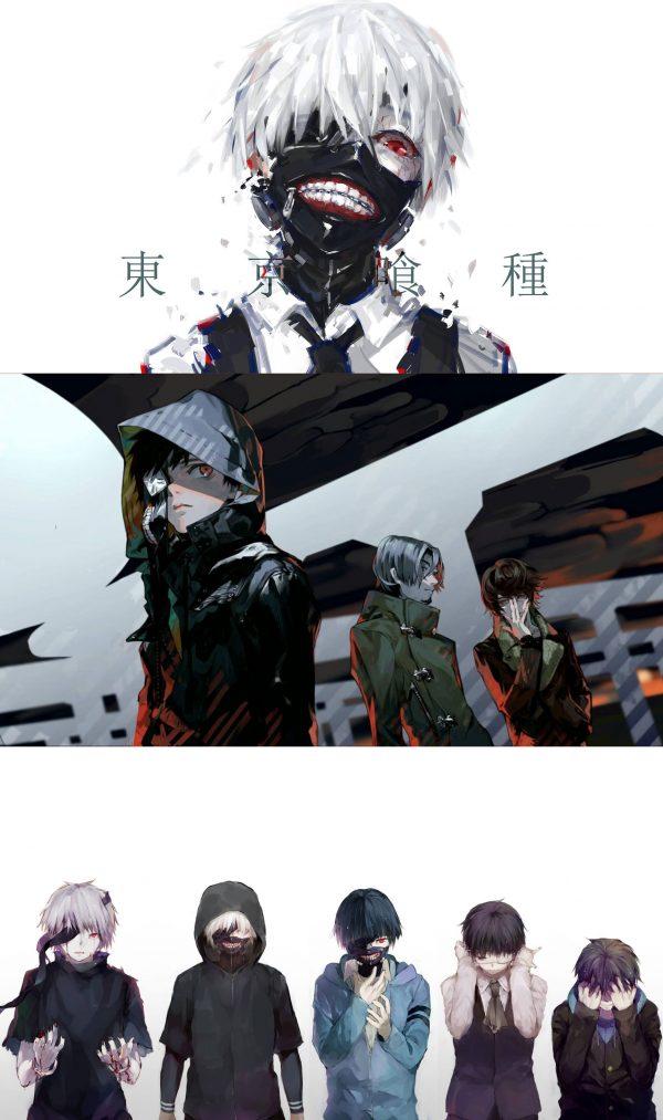2048X3456 Fond Ecran Tokyo Ghoul Bande Dessinée en HD pour Mobile Free Download ID : 25684660351654674