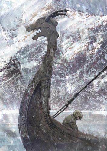 354X500 Wallpapers Vinland Saga Poster Manga en 8K pour Smartphone à Télécharger ID : 582864376755951594
