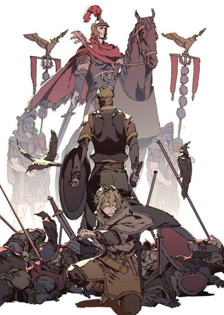 769X1080 Image Vinland Saga Anime en 1080p pour Téléphone Gratuit ID : 726627721115507107