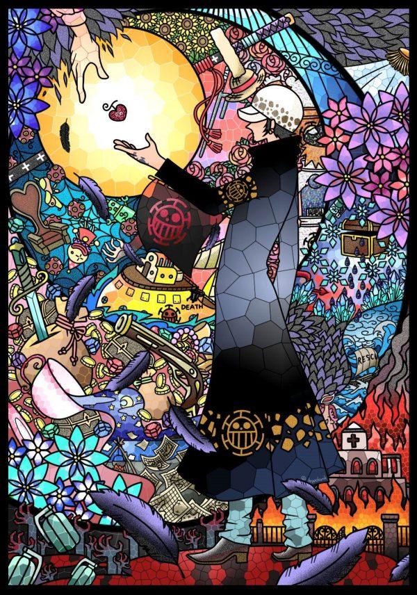 1051X1500 Arrière Plan One Piece Dessin Animé en Ultra HD pour PC Free Download ID : 860680178771910108