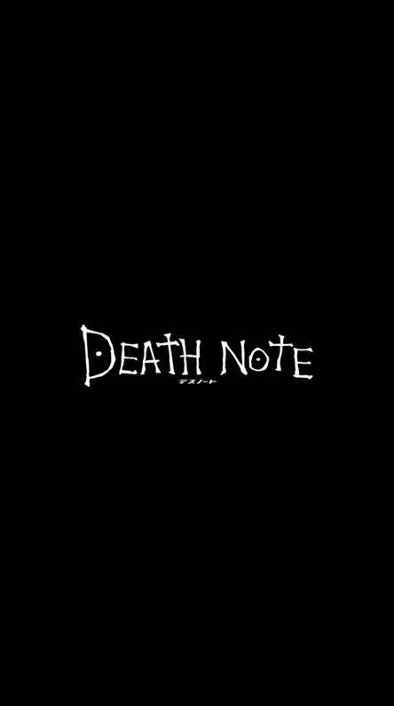444X794 Image Death Note Poster Manga en 1080p pour Mobile à Télécharger ID : 622833823453884431