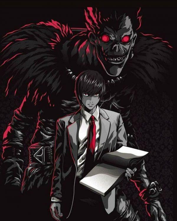 1080X1349 Wallpapers Death Note Poster Manga en Ultra HD pour Ordi Gratuit ID : 844565736354632828