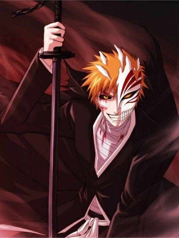 768X1024 Arrière Plan Bleach Anime en Ultra HD pour Téléphone Free Download ID : 600104719075189604