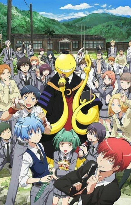 512X800 Image Assassination Classroom Anime en 8K pour Téléphone Free Download ID : 839288080545257622