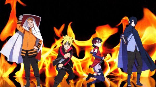 1124X630 Fond Ecran Boruto: Naruto Next Generations Dessin Animé en 1080p pour Téléphone 100% Gratuit ID : 687150855632332107