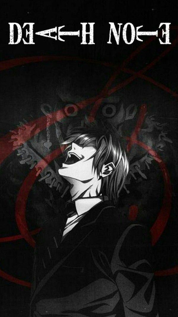 640X1136 Image Death Note Anime en 1080p pour Ordinateur Gratuit ID : 172544229459611286