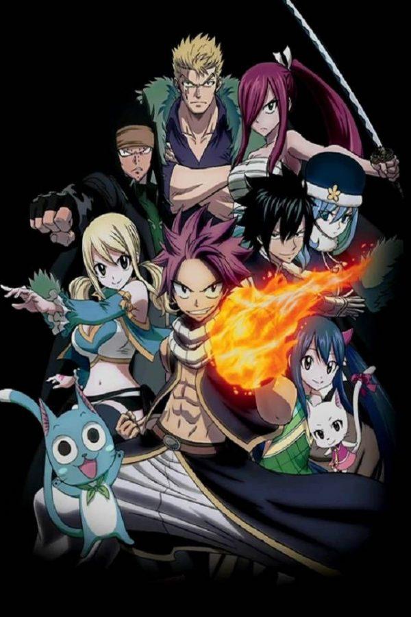 640X960 Arrière Plan Fairy Tail Manga en Ultra HD pour Phone Free Download ID : 787567053573962858