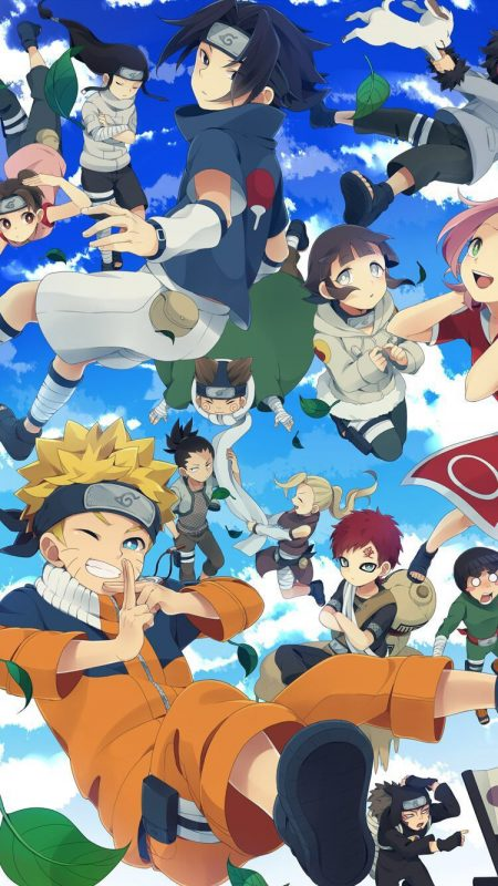 750X1334 Image Naruto Dessin Animé en 1080p pour Mobile Gratuit ID : 833799318499161145