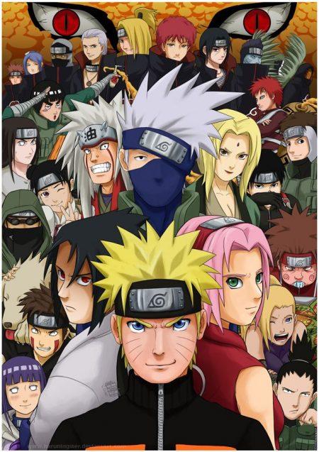 636X900 Fond Ecran Naruto Poster Manga en 4K pour Mobile Free Download ID : 521291725596256432