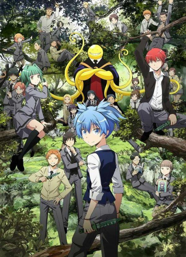700X963 Arrière Plan Ansatsu kyōshitsu Anime en 8K pour Smartphone 100% Gratuit ID : 783837510124243152