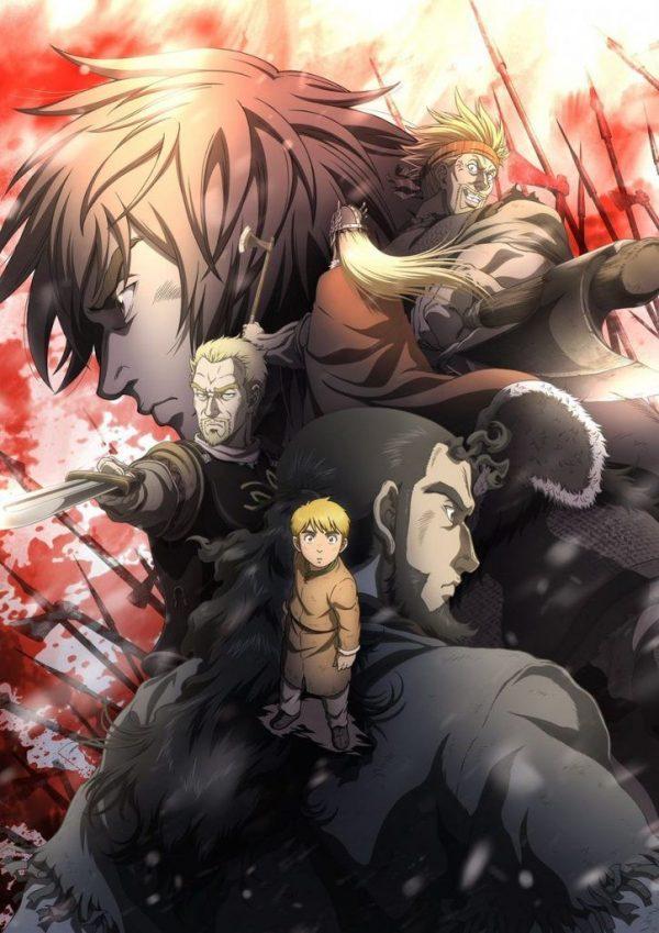 724X1024 Arrière Plan Vinland Saga Anime en Ultra HD pour Ordi Free Download ID : 587297607639780788